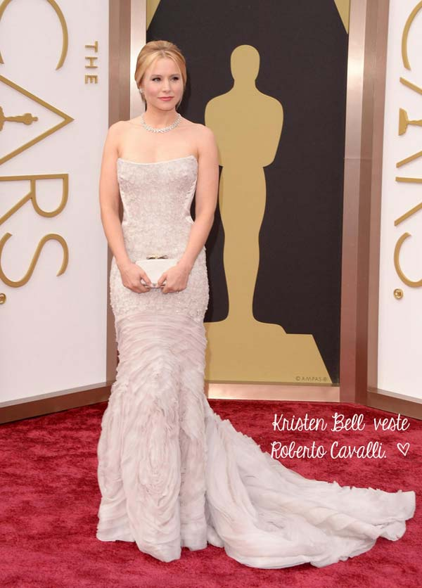 Os vestidos e makes do Oscar 2014