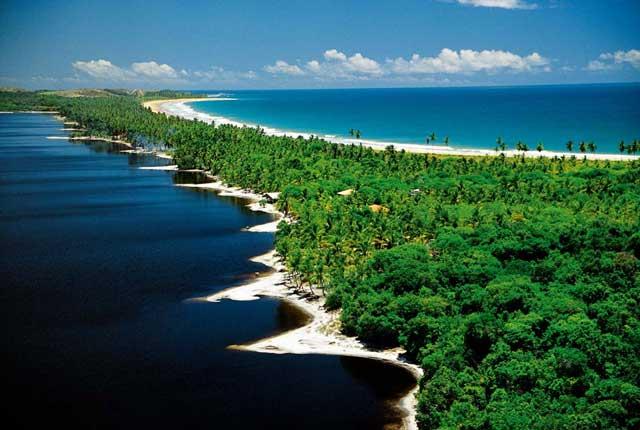 Lua de Mel na Península de Maraú – Bahia