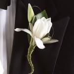 Flor na lapela