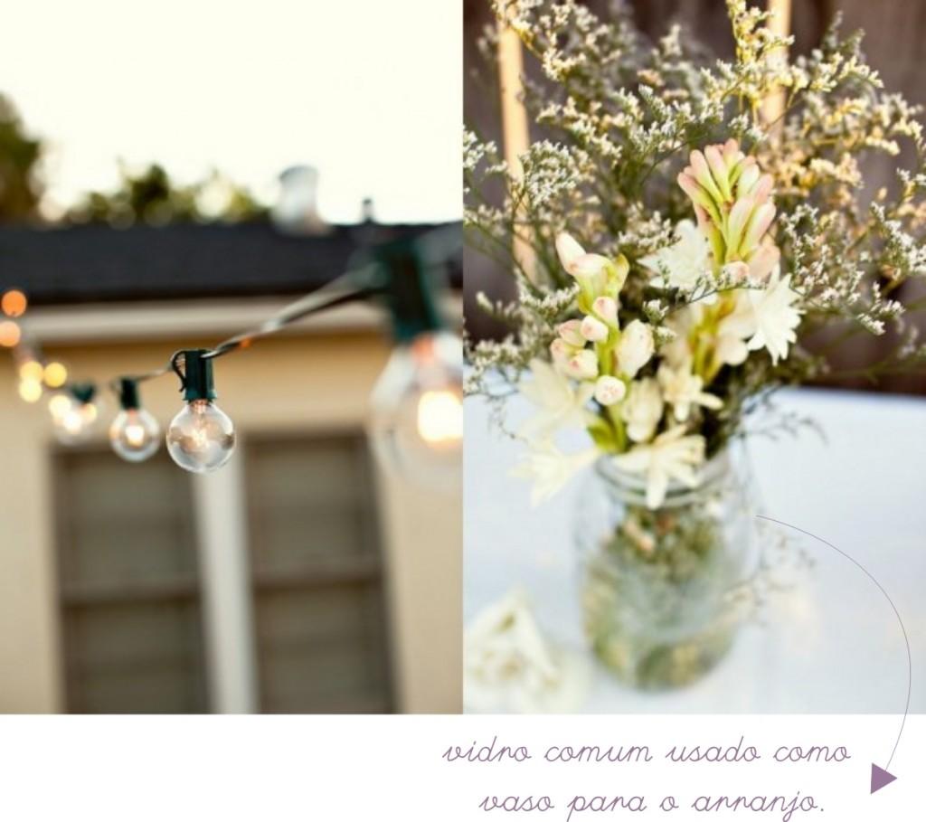 Faça você mesmo: decoração para noivado