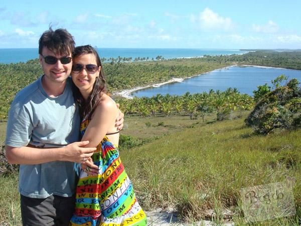 Lua de mel Península de Maraú
