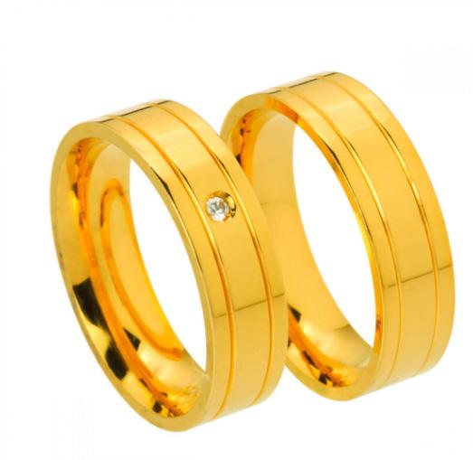 alianças de ouro - foto 1