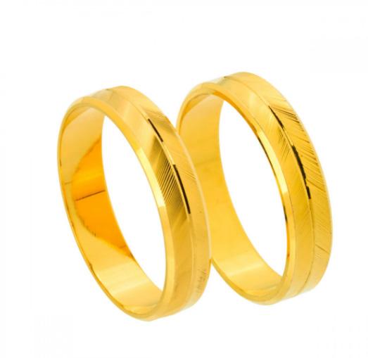 alianças de ouro - foto 2