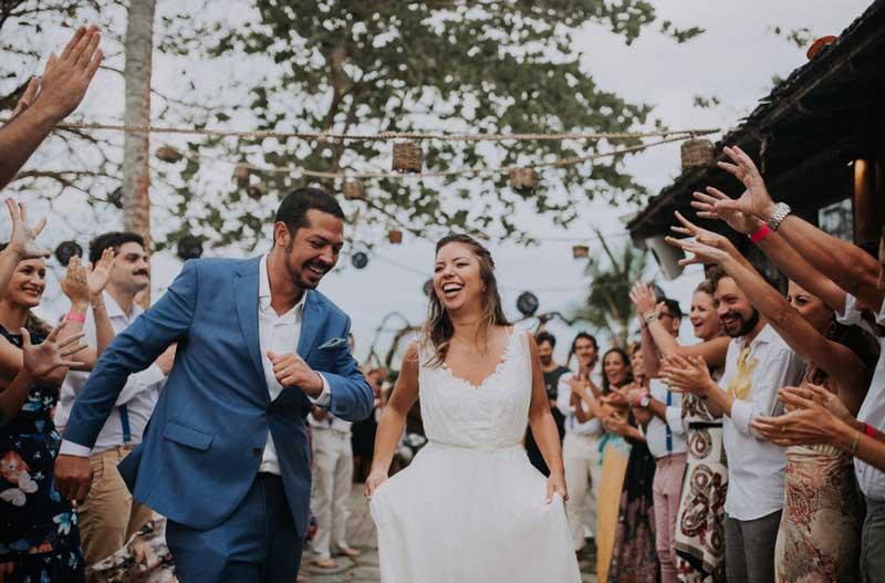 Casamento em Caraíva/BA: Carol ♥ Guerreiro