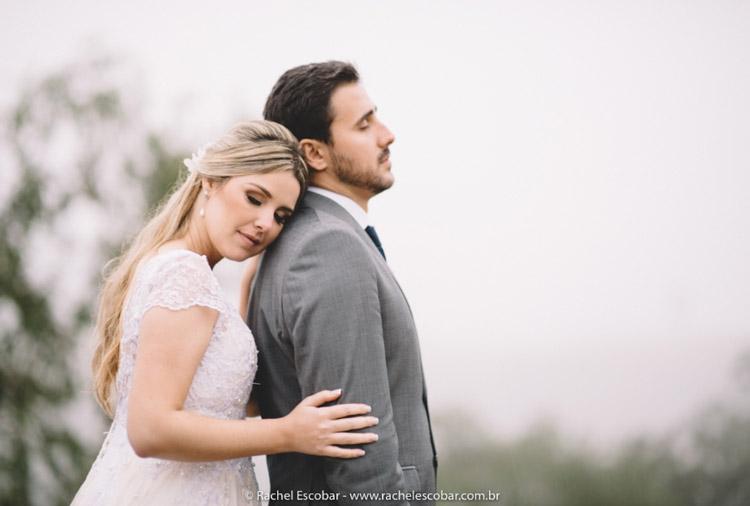 Casamento em dia de chuva: Carol & Gustavo