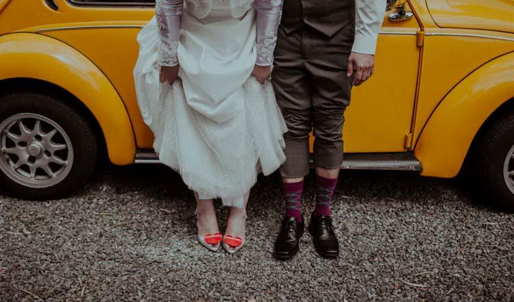 Casamento DIY: Dalila e Joel