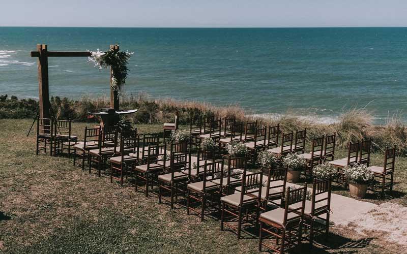 casamento Farol de Santa Martha - cerimônia