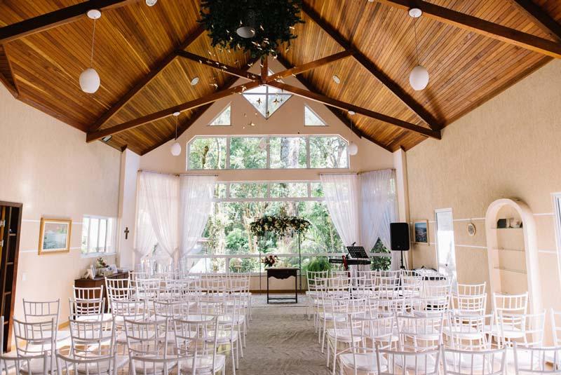 casamento religioso - Capela
