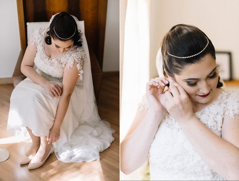 casamento religioso - noiva