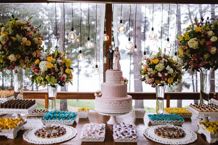 Dicas para escolher seu bolo de casamento