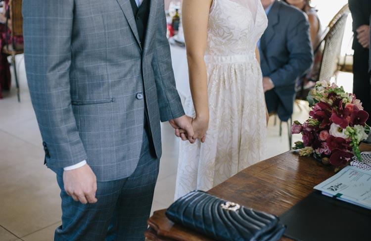 Casamento civil Ludmila e Vitor
