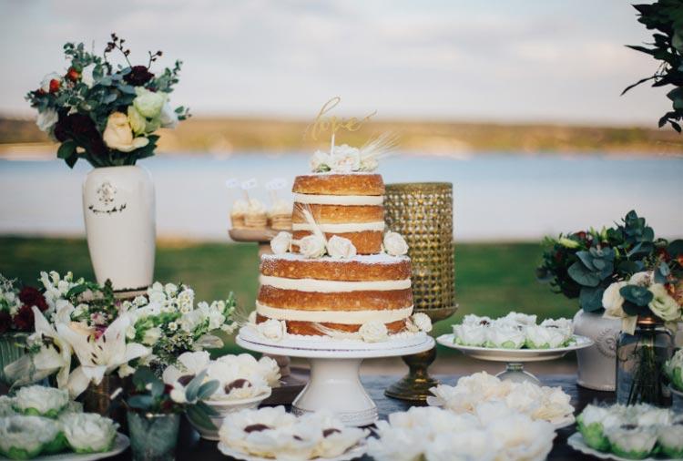 casamento ao ar livre - decoração