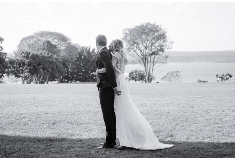 Casamento ao ar livre: Mariana e Marcus