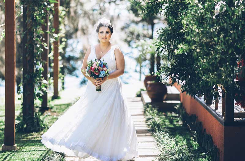 Casamento matutino: Isabela & Luiz Henrique