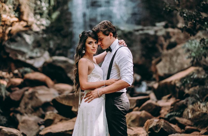 Casamento civil Fernanda e Timóteo