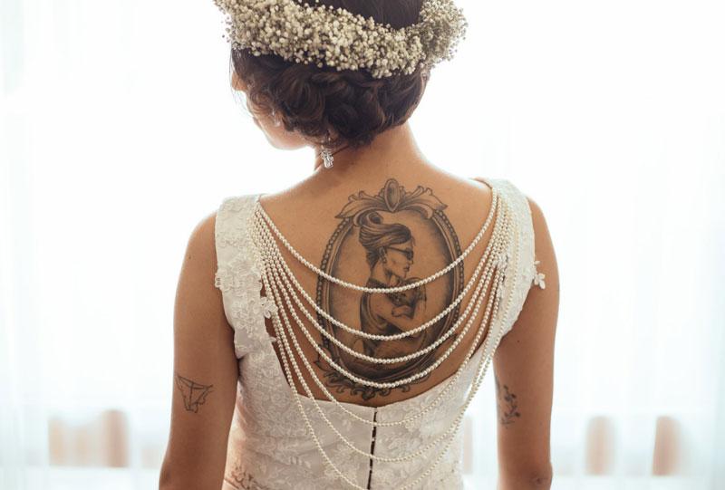 Casamento Vespertino  trajes