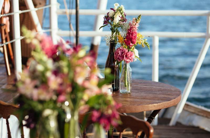 Casamento no Barco em Brasília