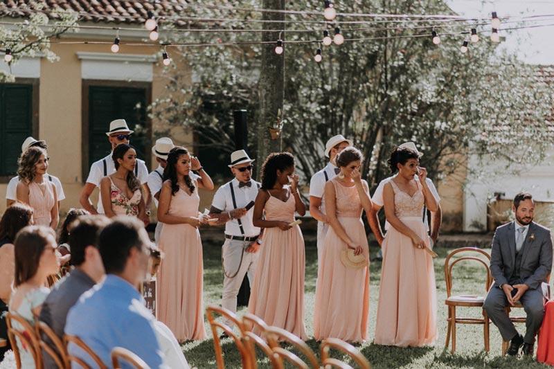 Saiba o que considerar para escolher os melhores padrinhos de casamento