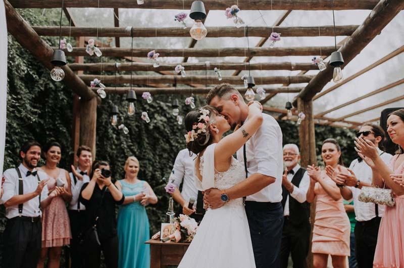 Casamento em Cotia/SP: Jéssika ♥ Caio