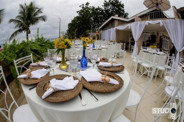 Casamento na Praia de Massaguaçú