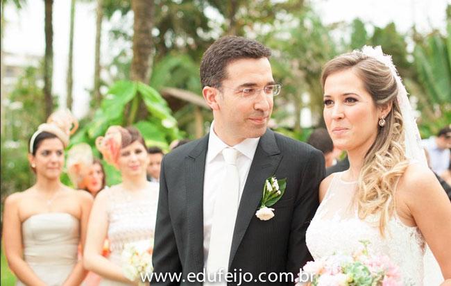 Casamento: Aline e David