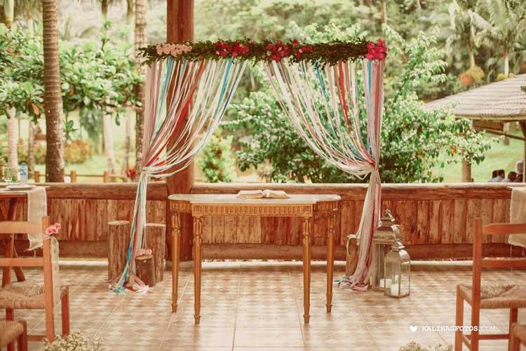 Casamento Vespertino decoração