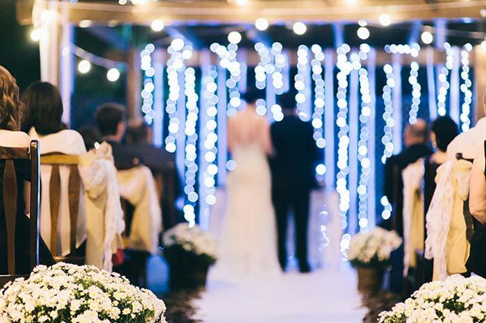 O roteiro da celebração de casamento na Igreja Católica
