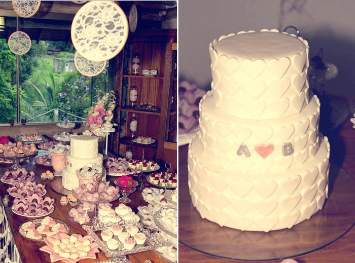 Mini casamento: Anne Caroline & Bruno