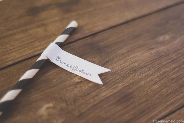 canudinhos personalizados para casamento