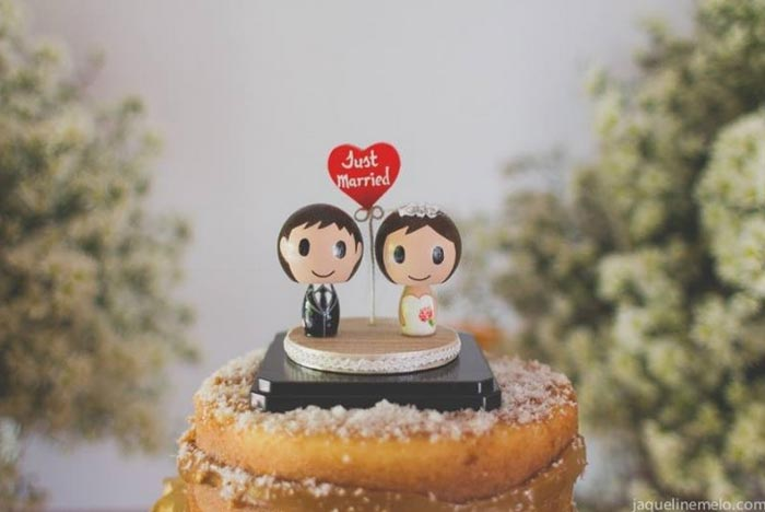 Casamento com feijoada