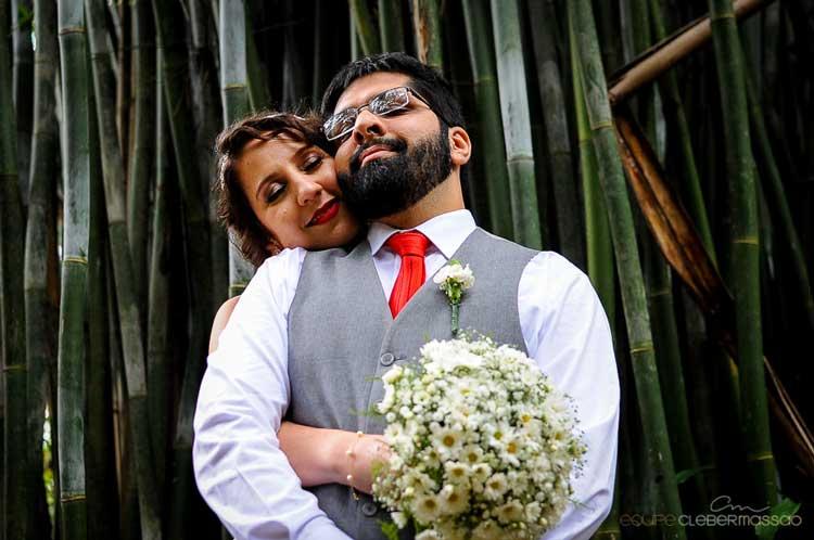 Mini wedding Carol e Lafa
