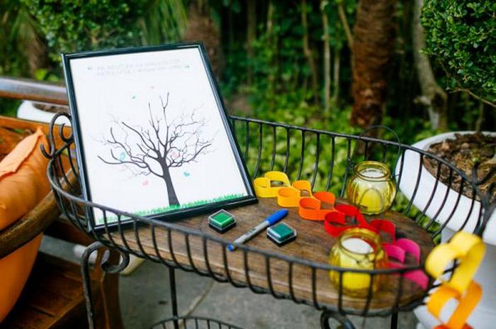 Livro de assinatura: árvore de digitais para download