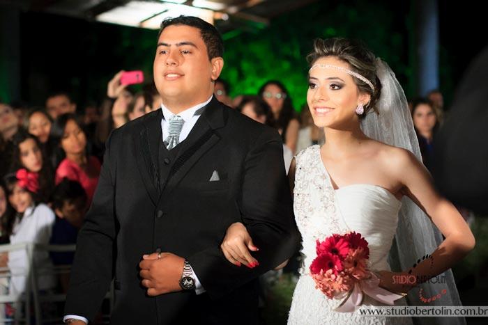 Casamento: Jéssica e Rafael