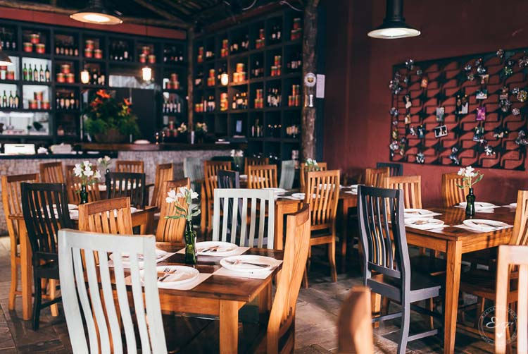 Espaço para casamento: festa em restaurante