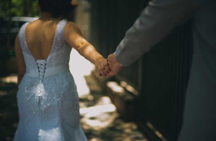 Mini wedding: Milene e Marcos