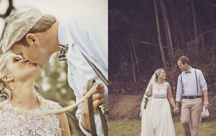 Casamento Vintage inspirado no campo