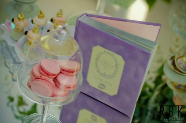 decoração de chá de lingerie