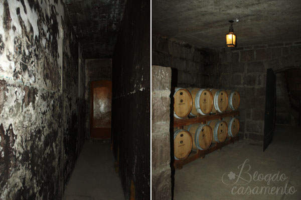 vinícolas na Serra Gaúcha  - Chateau La Cave