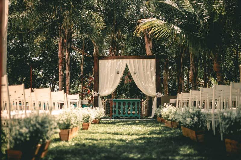 Como escolher os melhores itens de decoração para o seu casamento