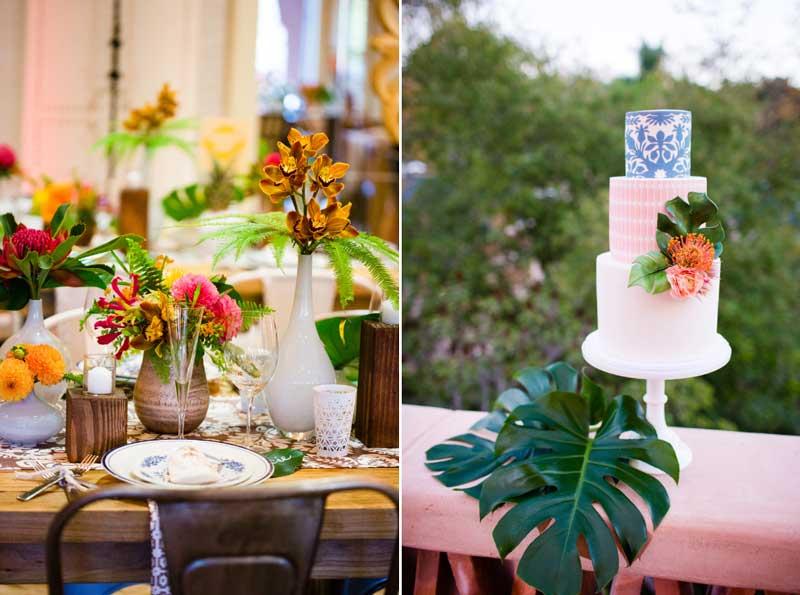 decoração botanica em casamentos 2