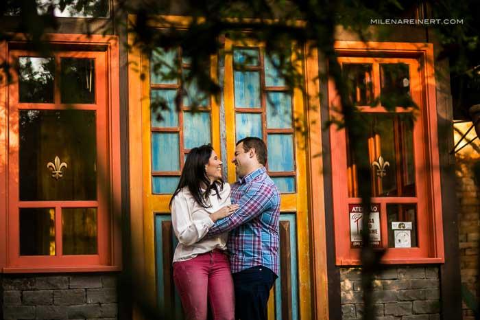 Pré casamento em Gramado: Lu e Cris