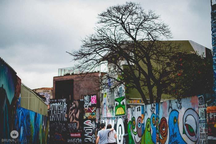 ensaio urbano
