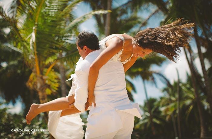 ensaio fotográfico no Caribe
