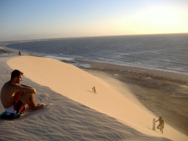 Lua de mel em Jericoacoara  - Ceará