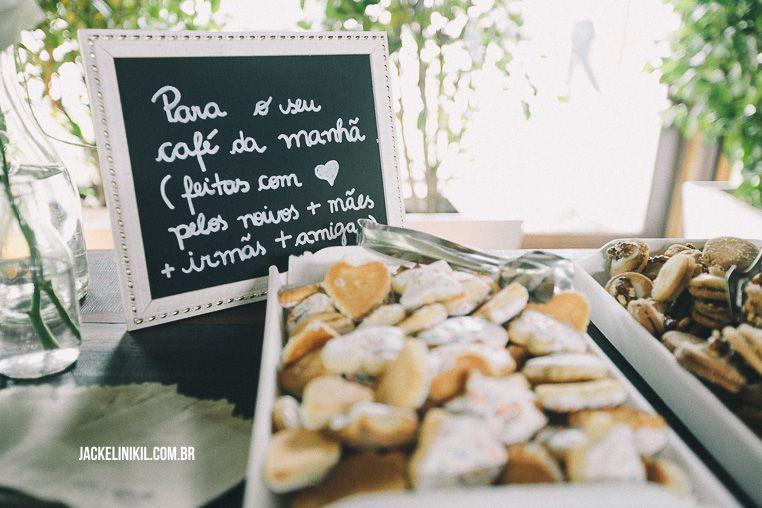 Receita de  Biscoitos amanteigados
