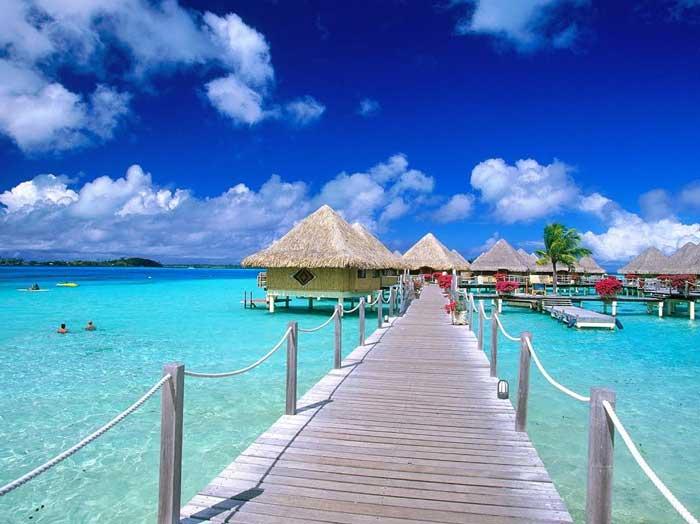 Lua de mel em Bora Bora – Polinésia Francesa
