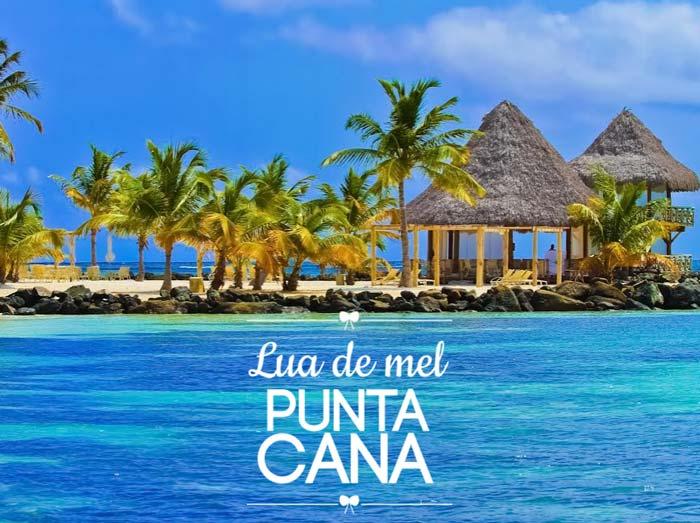 Lua de mel em Punta Cana