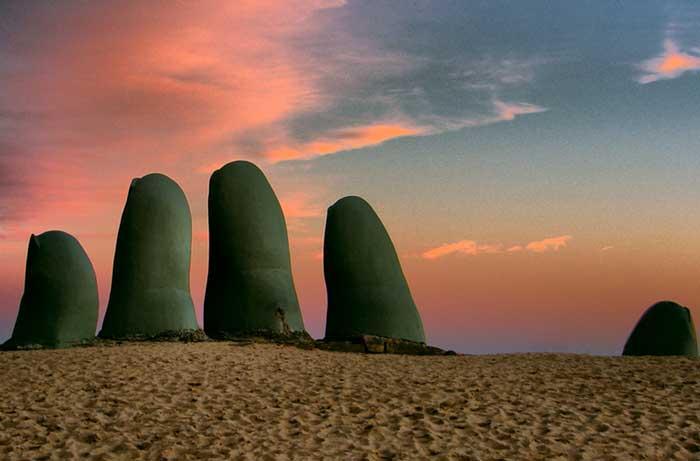 Lua de mel em Punta Del Este – Uruguai
