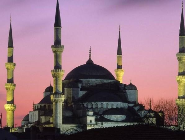 Lua de Mel em  Istambul