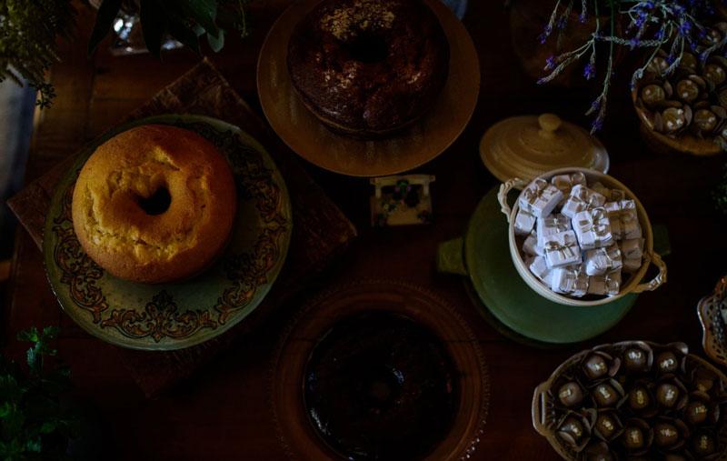 mesa de bolos caseiros foto 5